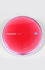 2002 オフセットUV印刷 Panasonic CDプレイヤー