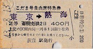 1963 国鉄 券売機 版製作